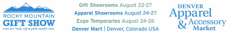 Denver Gift and Apparel Show