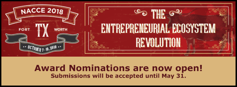Award Nominations are now open