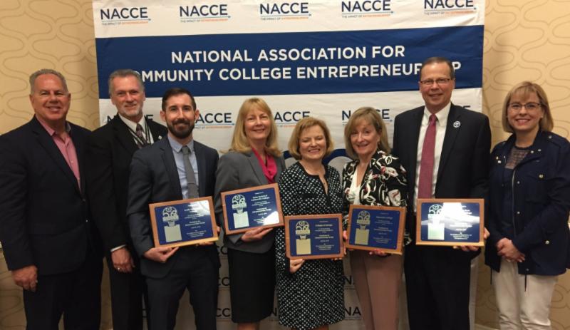 NACCE PFEP Winners