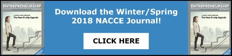 Download the NACCE Journal