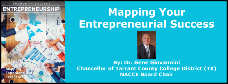 Mapping Your Entrepreneurial Success