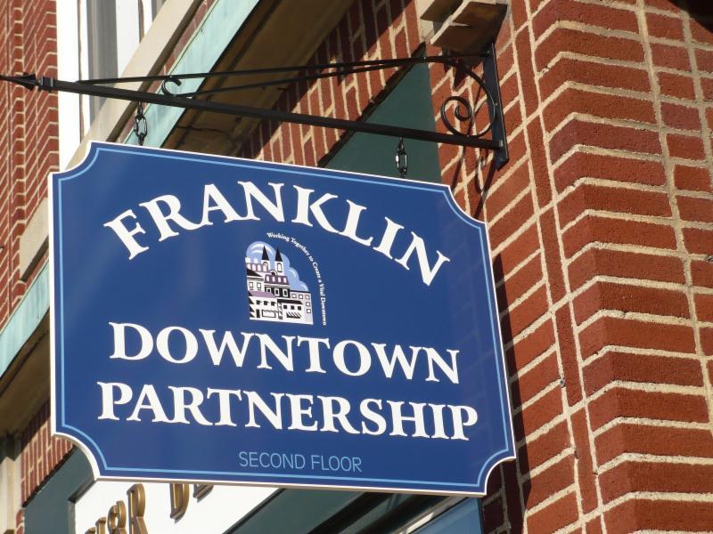 Franklin Downtown Partnership: General Meeting Agenda - Sep 6