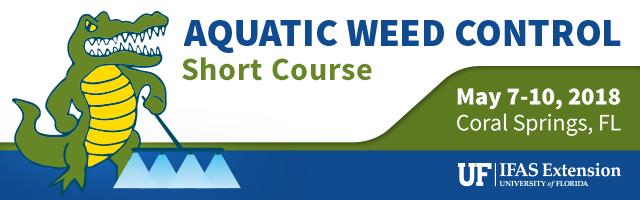 Aquatic Weed Control Short Course