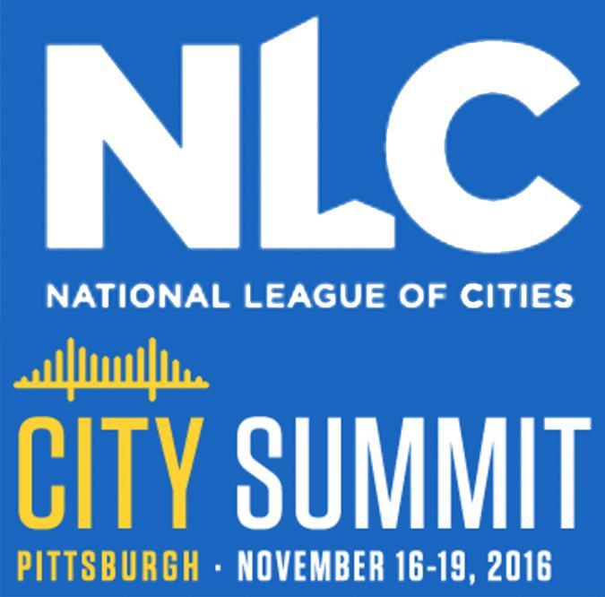 NLC City Summit 2016