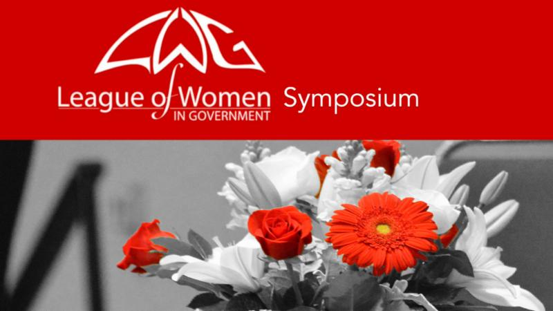 STEPS TOWARD GENDER BALANCE_ LEAGUE OF WOMEN IN GOVERNMENT SYMPOSIUM