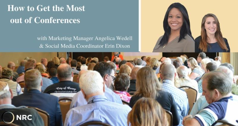 How to Get the Most out of Conferences Webinar