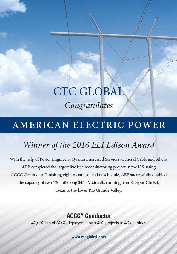 CTC Global ACCC