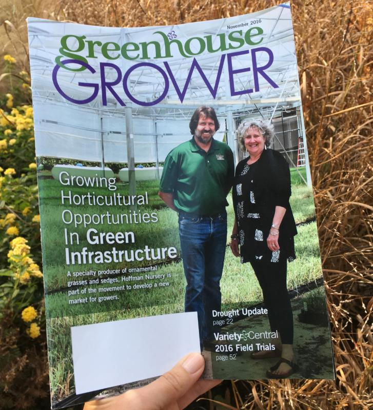 Greenhouse Grower cover