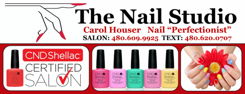 The Nail Studio Newsletter: The History of Nail Polish, New Hempz ...