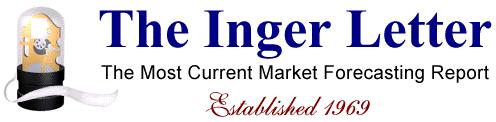 The Inger Letter Ticker Tape logo