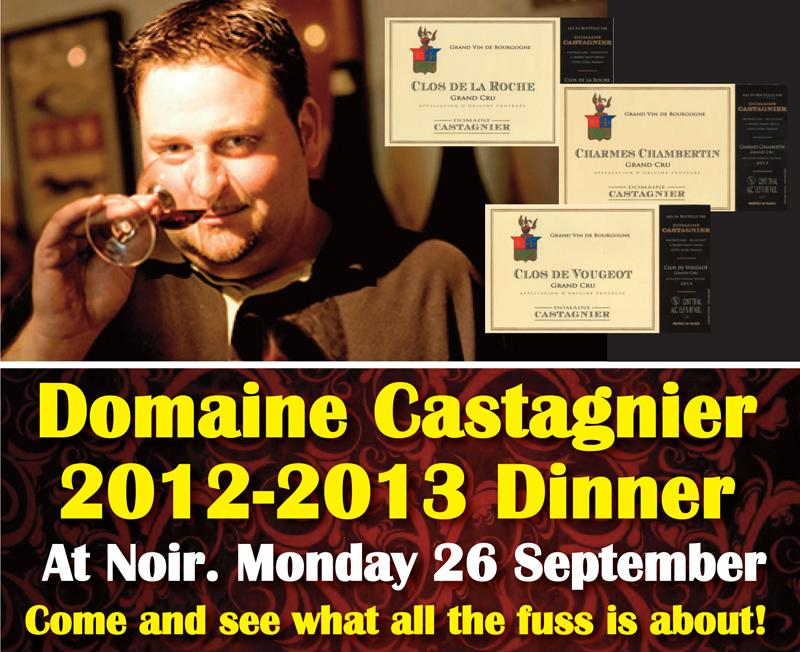 Castagnier 2012-2013 Dinner Header