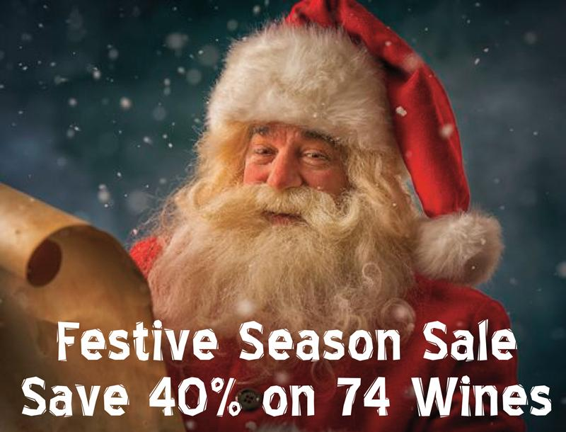 Festive Season Sale Header