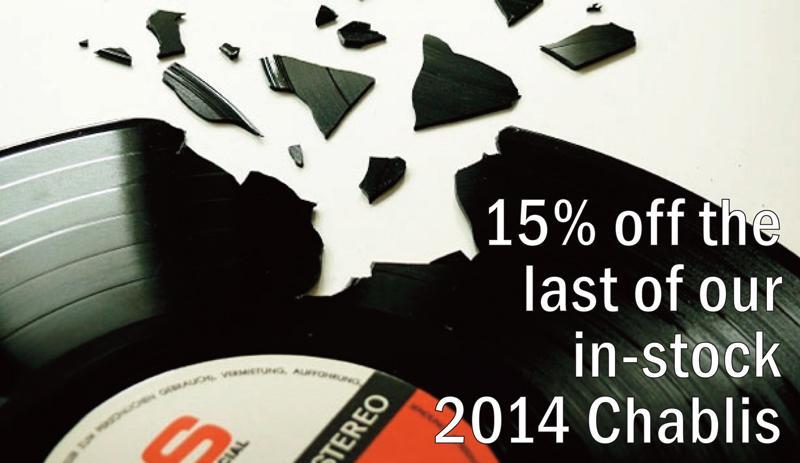 2014 Chablis Last 15 Percent header