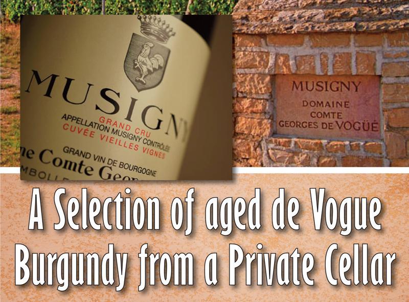 Vogue Aged Cellar Header