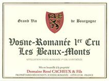 Cacheux Rene Beaux Monts label