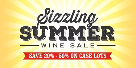 Summer Wine Sale