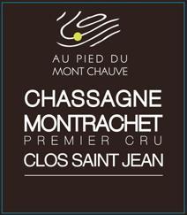Mont Chauve Saint Jean Label