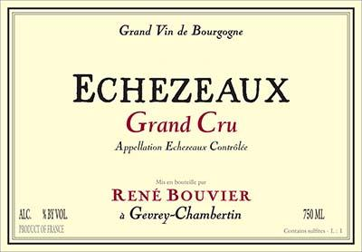 Bouvier Echezeaux