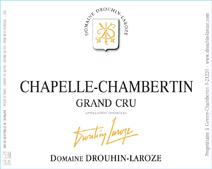 Drouhin-Laroze Chapelle Label