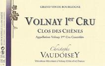 Vaudoisey Chenes Label
