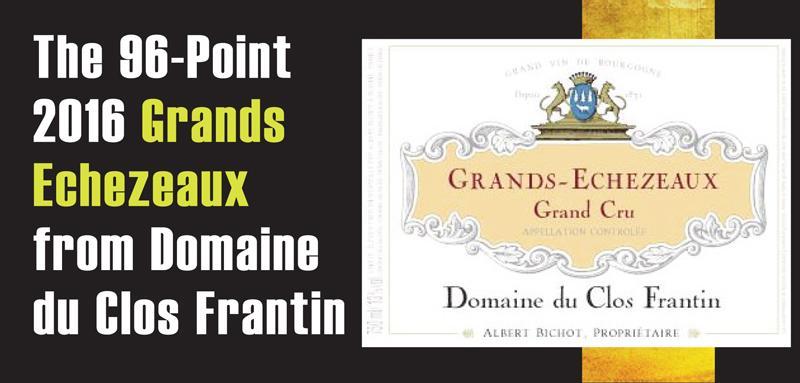 Frantin Grands Echezeaux 2016 Header