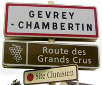 Gevrey Sign Grand Cru