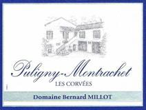 Millet Puligny label