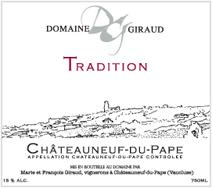 Giraud Chateauneuf Tradition