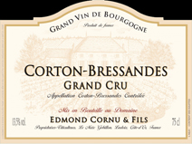 Cornu Bressandes Label