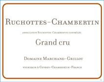 Marchand-Grillot Ruchottes Label