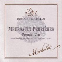 Michelot Perrieres Label