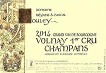 Bouley Champans Label