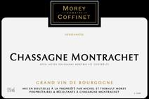 Morey-Coffinet Chassagne Label