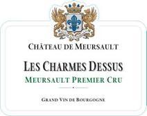 Chateau Meursault Charmes-Dessus Label