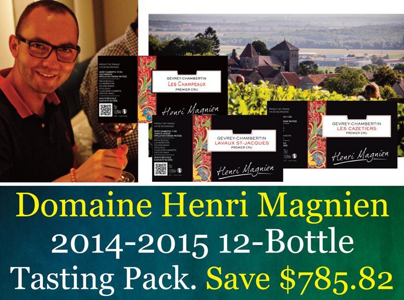 magnien 2014-2015 Tasting Pack