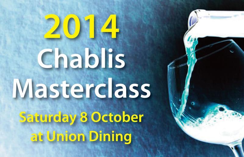 2014 Chablis Masterclass Header