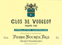 Bouree Vougeot Label