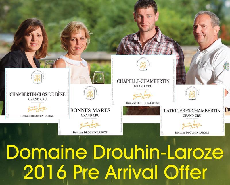 Drouhin-Laroze 2016 PA Header