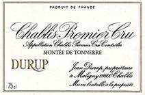 Durup Montee Label New