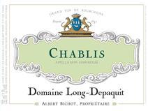 Long-Depaquit Chablis label
