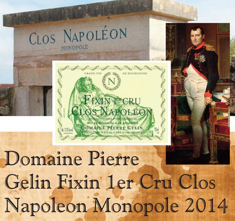 Gelin Clos Napoleon Header