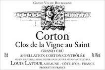 Latour Corton Saint