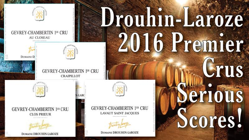 Drouhin-Laroze 2016 Premier Cru Header
