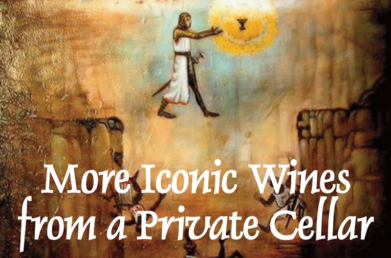Iconic Wines Private Cellar Header