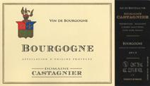Castagnier Bourgogne Label