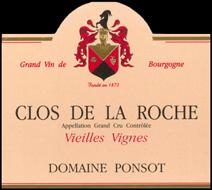 Ponsot Roche Label 96