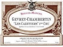 Seguin-Manuel Cazetiers Label