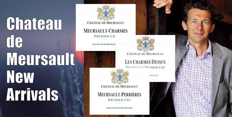 Chateau de Meursault 2013 Header