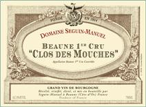 seguin-manuel Mouches Label