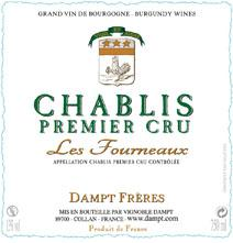 Dampt Fourneaux Label